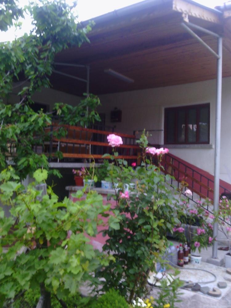 Продавам къща с магазин на центъра в с. Новаково